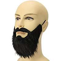 DIY Halloween Costume Idea - Beard Dark