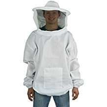 DIY Halloween Costume Idea - Bee Keeper Jacket