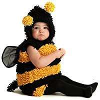 DIY Halloween Costume Idea - Bumble Bee Baby Costume
