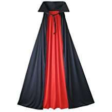 DIY Halloween Costume Idea - Dracula Cape