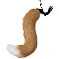 DIY Halloween Costume Idea - Fox Tail
