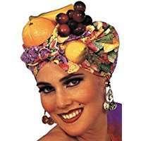 DIY Halloween Costume Idea - Fruit Hats