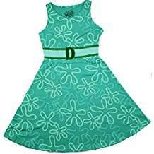 DIY Halloween Costume Idea - Green Inside Out Disgust Dress