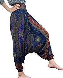 DIY Halloween Costume Idea - Harem Pants