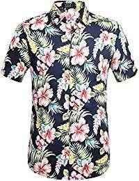 DIY Halloween Costume Idea - Hawaiian Shirt