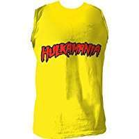 DIY Halloween Costume Idea - Hulk Hogan Shirt