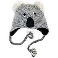 DIY Halloween Costume Idea - Koala Hat