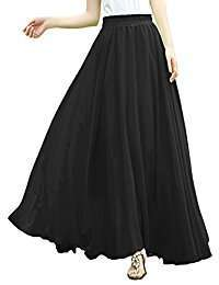 DIY Halloween Costume Idea - Long Black Skirt