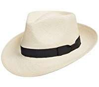 DIY Halloween Costume Idea - Panama Hat