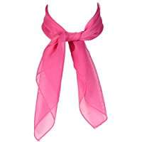 DIY Halloween Costume Idea - Pink Scarf
