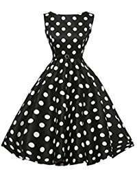 DIY Halloween Costume Idea - Polka Dot Dress