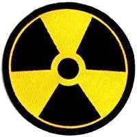 DIY Halloween Costume Idea - Radioactive Patch