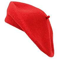 DIY Halloween Costume Idea - Red Beret