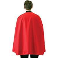 DIY Halloween Costume Idea - Red Cape