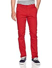 DIY Halloween Costume Idea - Red Pants M