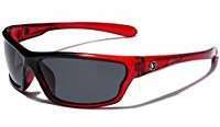 DIY Halloween Costume Idea - Red Sports Sunglasses