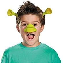 DIY Halloween Costume Idea - Shrek Kit