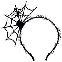 DIY Halloween Costume Idea - Spider Headband