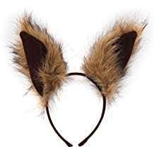 DIY Halloween Costume Idea - Squirrel Ears