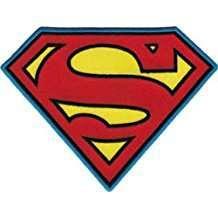 DIY Halloween Costume Idea - Superman Patch