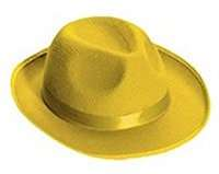 DIY Halloween Costume Idea - Yellow Hat