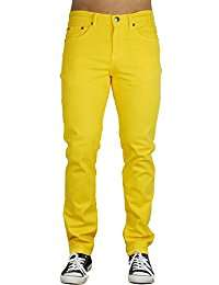DIY Halloween Costume Idea - Yellow Pants M