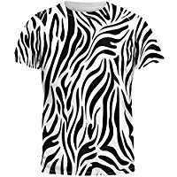 DIY Halloween Costume Idea - Zebra Shirts