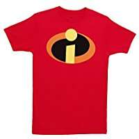DIY Incredibles Halloween Costume Idea - Shirt