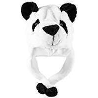 DIY Panda Halloween Costume Idea - Hat
