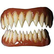 DIY Halloween Costume Idea - Pennywise Teeth