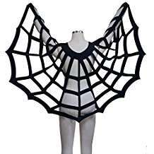 DIY Spider Halloween Costume Idea - Cape