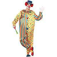 DIY Halloween Costume Idea - Clown Costume