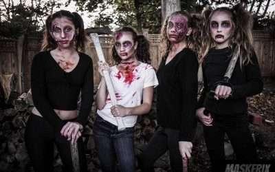 DIY Zombie Costume
