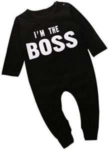 Amazon - Boss Baby Theme Party Jumpsuit