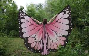 Etsy - DIY Butterfly Costume Idea