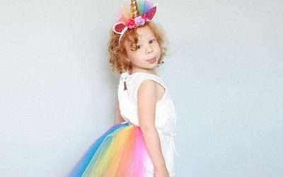 DIY Unicorn Costume