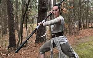 Etsy - DIY Star Wars Rey Costume Idea