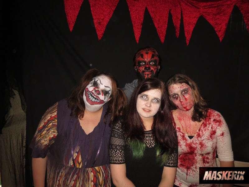 maskerix - DIY Halloween Group Costume Idea
