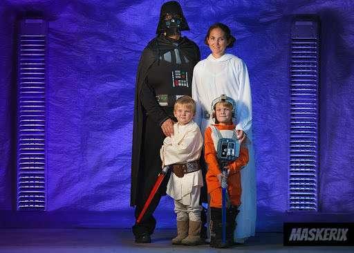 maskerix - DIY Star Wars Halloween Costume Idea