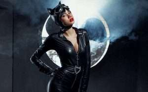 Etsy - DIY Catwoman Halloween Costume Idea