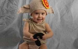 Etsy - DIY Harry Potter Dobby Halloween Costume Idea