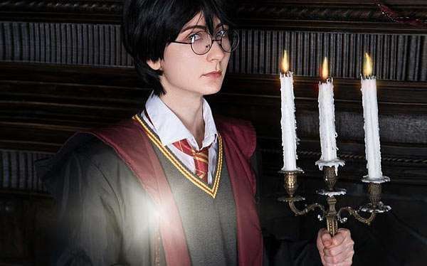 DIY Harry Potter Costume