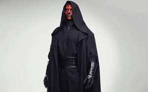 Etsy - DIY Star Wars Darth Maul Halloween Costume Idea