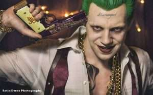 Etsy - DIY Suicide Squad Joker Halloween Costume Idea