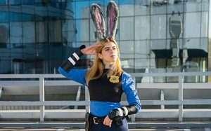 Etsy - Zootopia Judy Hopps Halloween Costume Idea