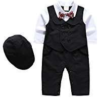 Amazon - DIY Halloween Costume Idea - Baby Boy Suits