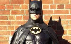 Etsy - DIY Batman Halloween Costume Idea
