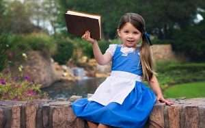 Etsy - DIY Belle Halloween Costume Idea