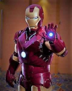 Etsy - DIY Iron Man Halloween Costume Idea