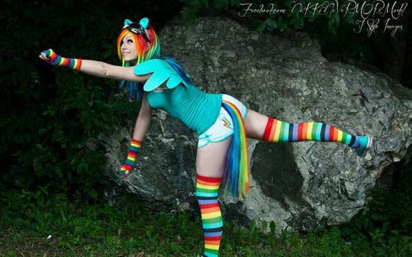DIY My Little Pony Costume
